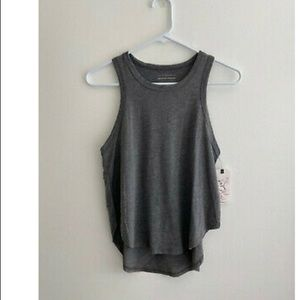 Melrose and Market Gray Tank Top XS New